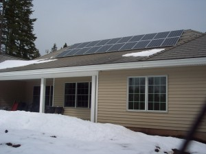 Homes for Our Troops - Christian Bagge solar on line