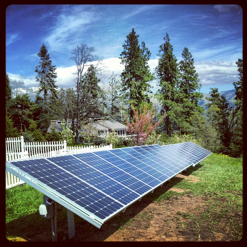 Lavender Valley Solar Array