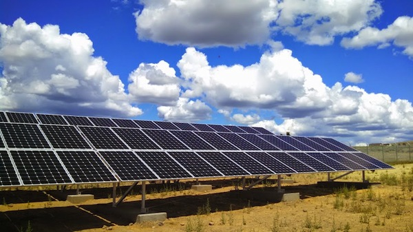 Marine Training Center Goes Solar - Yakima